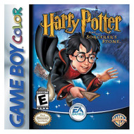 Harry Potter And The Sorcerer's Stone On Gameboy Color - EE706289