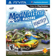 Modnation Racers: Road Trip For Ps Vita Racing - EE706333