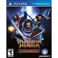 Dungeon Hunter Alliance PlayStation Vita For Ps Vita RPG - EE706336