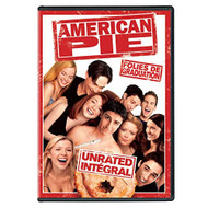 American Pie Unrated Widescreen Edition On DVD With Jason Biggs Comedy - XX706430