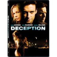 Deception On DVD With Hugh Jackman Drama - XX706451