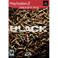 Black For PlayStation 2 PS2 - EE706514