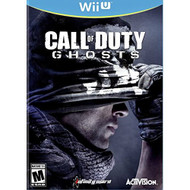 Call Of Duty: Ghosts For Wii U COD Shooter - EE706522