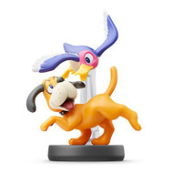 Duck Shoot Amiibo Japan Import Super Smash Bros Series Figure - EE706589