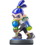 Inkling Boy Amiibo Splatoon Series Figure - EE706590