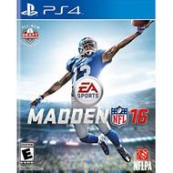 Madden NFL 16 For PlayStation 4 PS4 Football - EE706648