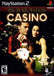 High Rollers Casino For PlayStation 2 PS2 - EE706660