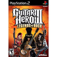 Guitar Hero III: Legends Of Rock PS2 For PlayStation 2 Music - EE706666