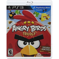 Angry Birds Trilogy For PlayStation 3 PS3 - EE706688
