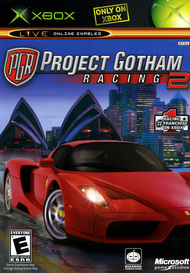 Project Gotham Racing 2/ Arcade X Box Live For Xbox Original - EE706716