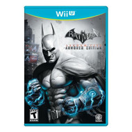 Batman Arkham City: Armored Edition For Wii U - EE706857
