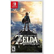 The Legend Of Zelda: Breath Of The Wild Nintendo Switch - EE706895