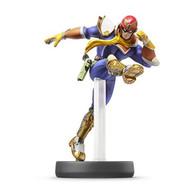 Captain Falcon Amiibo Super Smash Bros Series Figure Character - EE706898