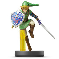 Amiibo Link Super Smash Bros Series Figure Character - EE706899