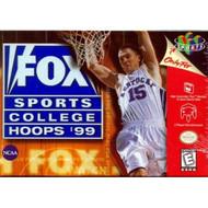 Fox Sports College Hoops '99 For N64 Nintendo - EE706930