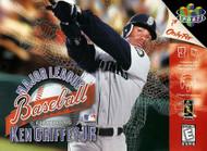 Major League Baseball Featuring Ken Griffey Jr For N64 Nintendo - EE706932