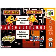 Namco Museum 64 For N64 Nintendo - EE706938