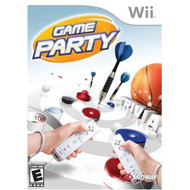 Game Party For Wii And Wii U Arcade - EE706988