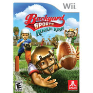 Backyard Sports Football: Rookie Rush For Wii And Wii U - EE707020