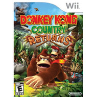 Donkey Kong Country Returns For Wii And Wii U - EE707021