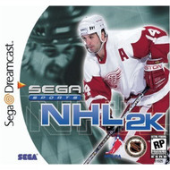 NHL 2K For Sega Dreamcast Hockey With Manual and Case - EE707050