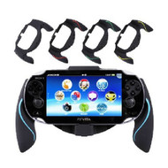 Aweek Bracket Handgrip Handle Grip Case For Ps Vita 1000 Multi-Color - EE707072