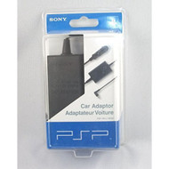 Official Sony 180 Car Charger Cord Plug 10 Feet 12V 24V By For PSP - EE707084