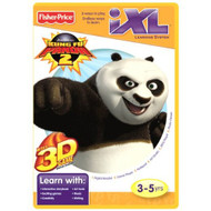 Fisher-Price Ixl Learning System Software Kung Fu Panda 3D - EE707211