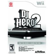 DJ Hero 2 For Wii Music - EE707260