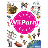 Wii Party Game For Wii And Wii U - EE707266