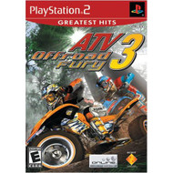 ATV Offroad Fury 3 For PlayStation 2 PS2 Racing - EE707298