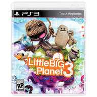 Little Big Planet 3 For PlayStation 3 PS3 - EE707320