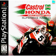 Castrol Honda Superbike Racing: For PlayStation 1 PS1 - EE707333