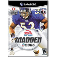 Madden NFL 2005 For GameCube Football - EE707371