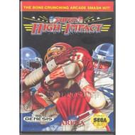 Super High Impact Football For Sega Genesis Vintage - EE707385