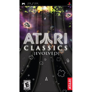 Atari Classics Evolved Sony For PSP UMD Arcade With Manual and Case - EE707435