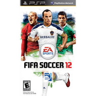 FIFA Soccer 12 Sony For PSP UMD With Manual and Case - EE707592