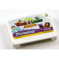 Mobigo Touch Learning System Replacement Touch And Learn Game Pack For - EE707646