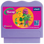 Vsmile Smartridge Barney The Land Of Make Believe By For Vtech  - EE707743