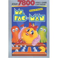 Ms Pac-Man For Atari Vintage Arcade - EE707788
