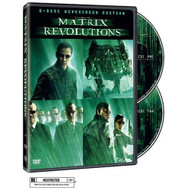 The Matrix Revolutions Two-Disc Widescreen Edition On DVD With Keanu - EE707796