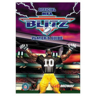 NFL Blitz Official Strategy Guide Brady Games Strategy Guides Football - EE707846