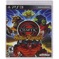 Chaotic: Shadow Warriors For PlayStation 3 PS3 Strategy - EE707951