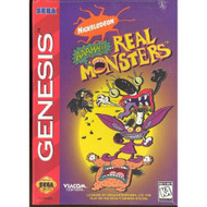 Aaahh!! Real Monsters For Sega Genesis Vintage - EE708037