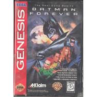 Batman Forever For Sega Genesis Vintage - EE708041