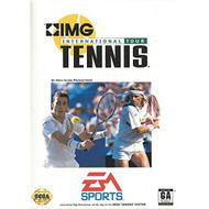 Img International Tennis For Sega Genesis Vintage - EE708042