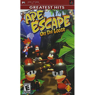 Ape Escape On The Loose For PSP UMD - EE708061