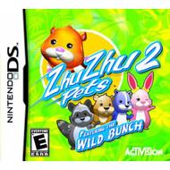 Zhu Zhu Pets 2: Wild Bunch For Nintendo DS DSi 3DS 2DS - EE708119