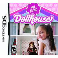 My First Dollhouse For Nintendo DS DSi 3DS 2DS - EE708118