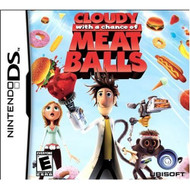 Cloudy Chance Of Meatballs For Nintendo DS DSi 3DS 2DS Trivia - EE708122
